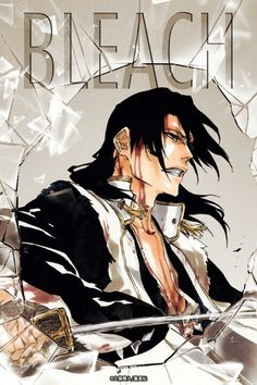 Bleach/ Kuchiki Byakuya