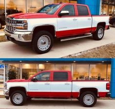 New old school New Chevy Truck, Chevy Pickup Trucks, Gm Trucks, Chevy Pickups, Chevrolet Trucks, Chevrolet Silverado, 2018 Silverado, Silverado 1500, Lowered Trucks