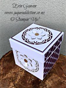 Eastern Palace Gift Box Erin Gunson www.paperaddiction.co.nz