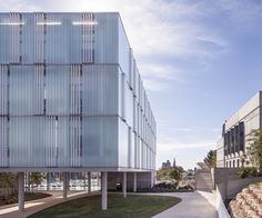 Galería de Instituto Nacional de Biotecnología / Chyutin Architects - 1
