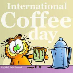 BEAN ME! It's International #CoffeeDay!