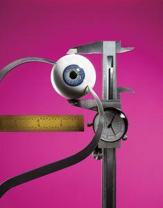 Adam Voorhes, Robin Finlay, The Voorhes, Still life photography, Variety magazine, eye, eyeball, viewer,