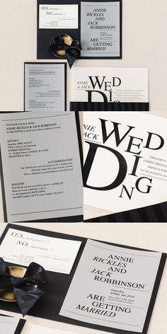 Transparent Modern Wedding Stationery Collection. Using a combination of black and white, neutrals and transparent. High quality unique papers creating a sleek polished finish. Part of the 'EDITORIAL EXCELLENCE' collection by Paper Date.