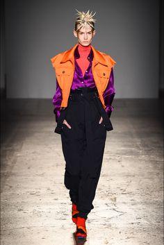 Sfilata Atsushi Nakashima Milano - Collezioni Autunno Inverno 2017-18 - Vogue