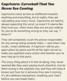 Daily Horoscope - Capricorn Curveball that Youll Never See Coming Zodiac Capricorn, Capricorn Quotes, Zodiac Signs Capricorn, Capricorn And Aquarius, Zodiac Star Signs, Horoscope Signs, Zodiac Quotes, Astrology Signs, Zodiac Facts