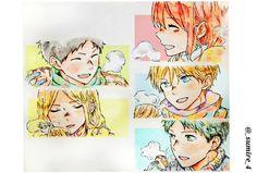 Akagami No Shirayukihime, Snow White With The Red Hair, The Ancient Magus, Watercolour Tutorials, Darling In The Franxx, Cardcaptor Sakura, Doraemon, Anime, Sword Art Online