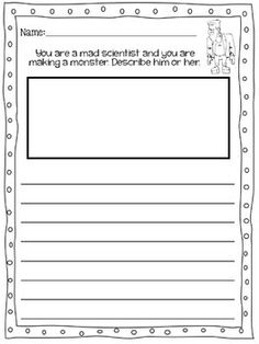 script writing template for kids - witches 39 brew recipe writing prompt writing prompts