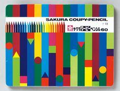 クーピーペンシル60色(缶入り) 学び合い.com