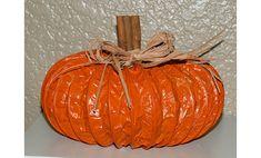 Dryer Duct Pumpkin · Home and Garden