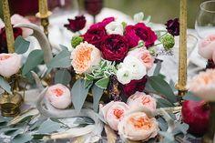 Luxe Winter Wonderland Wedding Inspiration - photo by Emily Millay Photography http://ruffledblog.com/luxe-winter-wonderland-wedding-inspiration