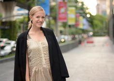 A PIECE OF ELISE - Blazer - Silk Dress