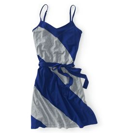 i really like this dress, but its from aeropostale. does that make me 15 again?