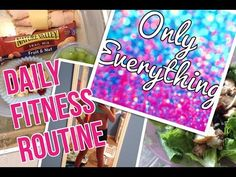 Daily Workout Routine - YouTube