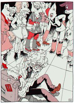 Stranger by KaneoyaSachiko on deviantART