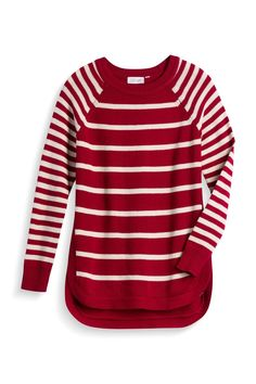 RD Style Red Striped Sweater - Stitch Fix Style Shuffle Game - Affiliate Link Included Stitch Fix Fall, Stitch Fix Outfits, Stitch Fix Stylist, Cute Fashion, Trendy Fashion, Women's Fashion, Go Shopping, Get Dressed, Autumn Winter Fashion