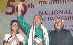 Dadasaheb Phalke award for all! One for Soumitra Chatterjee, Another for Ali Zafar!!