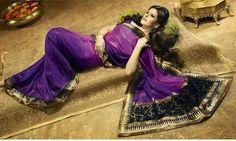Glamorous style. ....