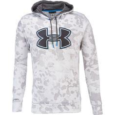 b7a16451ebe9 Under Armour Men s Fleece Storm Printed Big Logo Hoodie 25% off! Adidas  Clothing