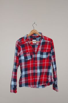Available @ TrendTrunk.com Plaid Shirt. By Garage Clothing. Only $15!
