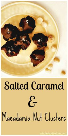 Salted Caramel Macad