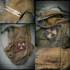 Stalker bag by wastelandpirate