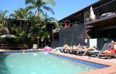 Nomads Backpackers, Byron Bay. South Australia, Western Australia, Bay News, Australian Continent, Largest Countries, Small Island, Byron Bay, South Wales, Hostel
