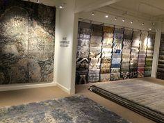 Stark Chicago Showroom, newly renovated for Stark's 75th Anniversary! #DesignerRugs #DesignerCarpet #StarkTouch #InteriorDesign
