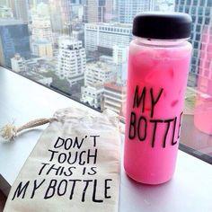 Рецепты для My Bottle