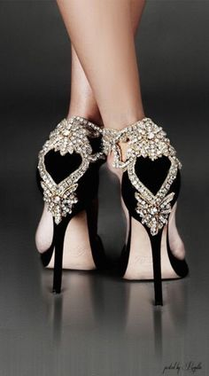 These shoes are fab! Decadent & sexy