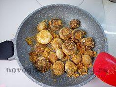 добавляем панировочные сухари Ethnic Recipes, Food, Meal, Eten, Meals