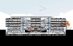 Galeria - Mecanoo e Martinez   Johnson selecionados para remodelar a MLK Memorial Library de Mies van der Rohe - 41