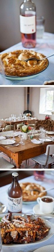Best of guide: country-style restaurants in South Africa.