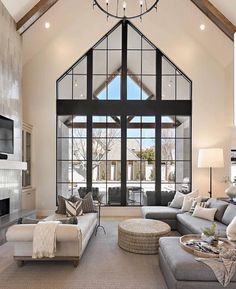 Living Room Ideas- 30 Most Important Three Rules to Know for Your Free Living Room Decor 2019 – Page – Diy Interior Design Dream House Interior, Dream Home Design, My Dream Home, Home Interior Design, Interior Designing, Interior Modern, Modern House Design, Interior Paint, Exterior Design
