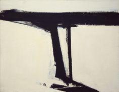 somedevil:  Franz Kline,Le Gros, 1961