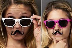#Trend #Moustache #Sunglasses #PatternPod
