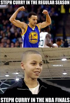 Pin by basketball fans on basketball memes Funny Nba Memes, Funny Basketball Memes, Basketball Quotes, Sports Memes, Funny Quotes, Stephen Curry Meme, Kids Sports Party, Wardell Stephen Curry, Anthony Davis