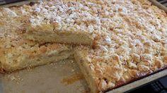 Pampered Chef Streuselkuchen aus dem großen Ofenzauberer. Rezepte von Ihrer Beraterin Martina Ziehl ♥