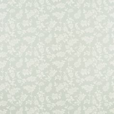 My latest obsession: eau de nil.  Even the word is absolutely lovely.  Lilac Floral Eau De Nil Wallpaper from Laura Ashley