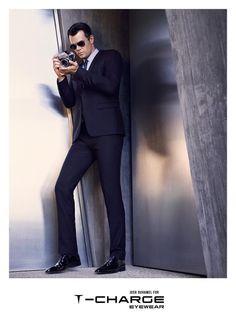 Josh Duhamel for T Charge 2014