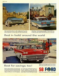 Ford Around the World.
