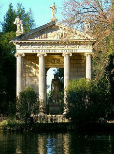Tempietto di Villa Borghese, Rome