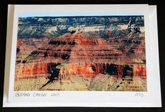 Grand Canyon National Park Notecard by PattisonPlace on Etsy