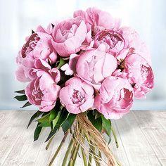Pfingstrosen - das Highlight zum Valentinstag. #Valentinstag #Valentins #Blumen #Geschenke #Deko