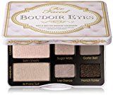 Too Faced Boudoir Eyes Soft and Sexy Eye Shadow Collection, 0.39 Ounce - https://www.avon.com/?repid=16581277 Why we love it: our new hand-picked collection of eye shadows create looks for the bedroom and beyond. Along with four boudoir-worthy colors, we created five new shades just for this palette for a total of nine soft and sexy colors.  Company: Too Faced (2013-02-01) List Price: $  36.00 Amazon Price: $  35.65 Amazon.com Beauty: too faced   	 		Amazon.com Beauty: too fa
