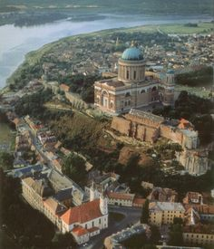 Esztergom, a charming city in northern Hungary River Cruises In Europe, Cruise Europe, Oh The Places You'll Go, Places To Travel, Places To Visit, Beautiful Sites, Beautiful Places, Hungary Travel, Heart Of Europe