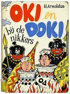 """Uit mijn jonge jeugd, wij hadden toen ook een boek: """"Een Neger in het Dorp."""" Andere tijd, gelukkig."""