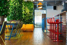 Studio Nord. Mail.ru games. Interior office design