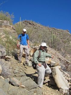 The Wild Burro Trail offers access to hidden canyons and intriguing ruins in the Tortolita Mountains near Marana, AZ.