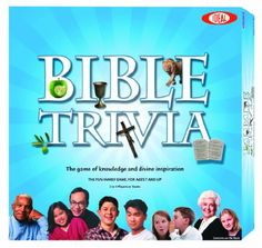 Tons of FUN bible party games and church party games to play with your church group or christian friends Bible Games, Bible Trivia, Family Games, Games For Kids, Fun Games, Sunday School Games, Old And New Testament, Family Feud, Bible Teachings