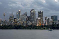 https://flic.kr/p/YKG9jJ | sydney city | Sydney City at dusk
